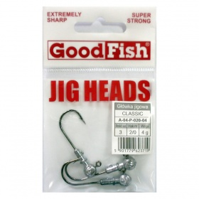 Jig Goodfish 6/0 - 18 g